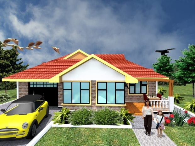 house plans with garage