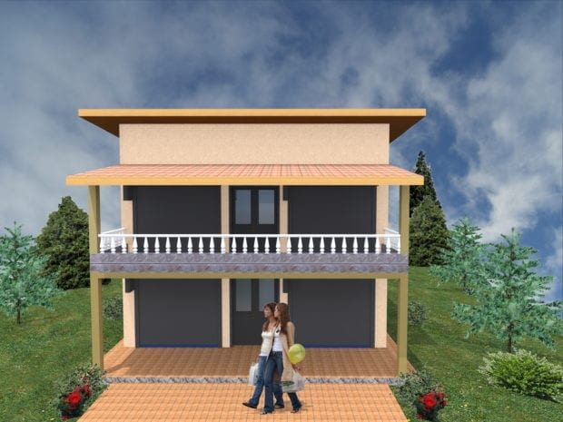 maisonette plan designs in kenya