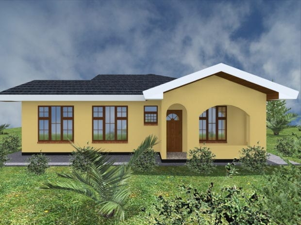 Simple three bedroom house plans in Kenyasimple-three-bedroom-house-plans-in-kenya/