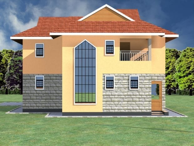 4 Bedroom Maisonette Floor Plans Designs