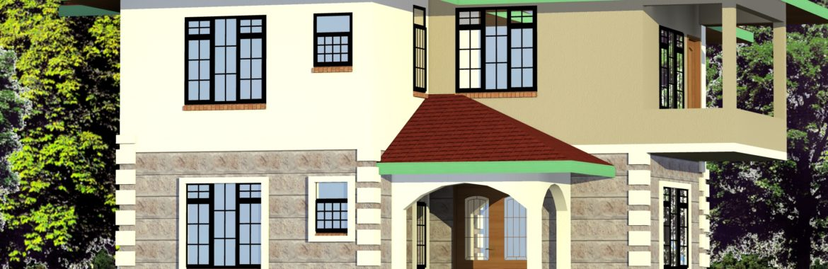 4 Bedroom Design 1028 A