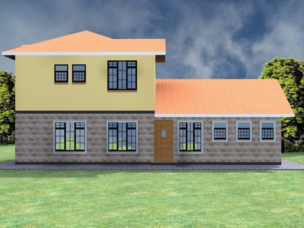 house plans 4 bedrooms