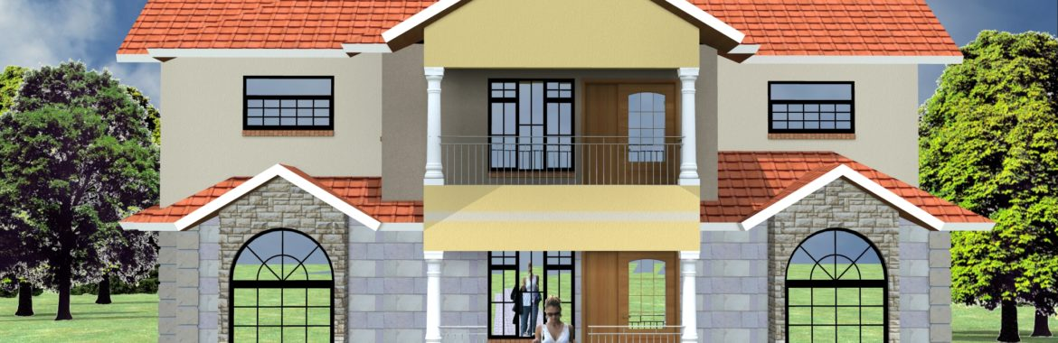 4 Bedroom Design 1030 A