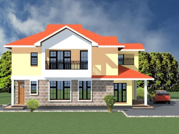 maisonette house designs