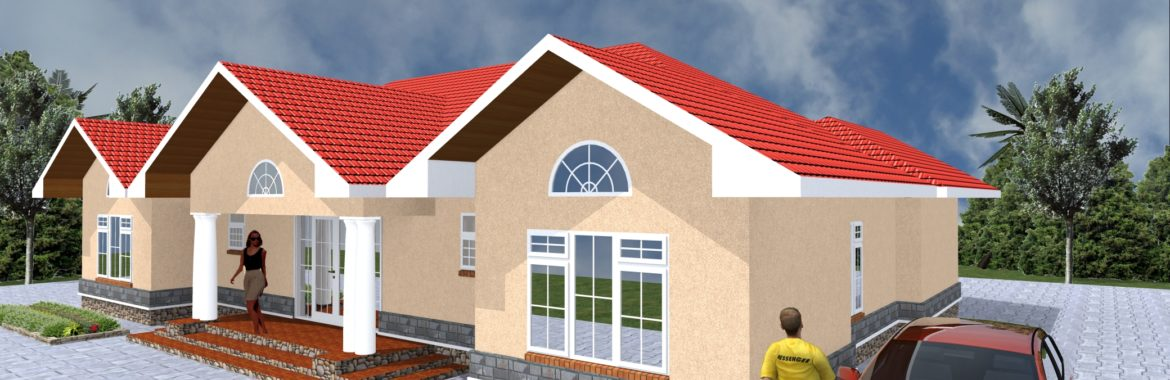 4 Bedroom Design 1043 B