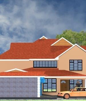maisonette house design plan
