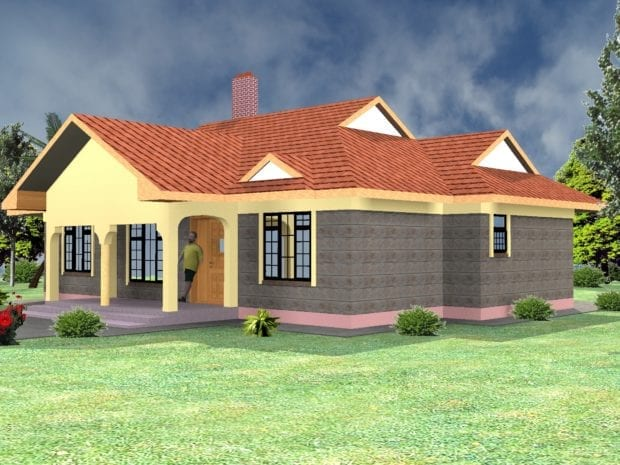 bungalow home plans design