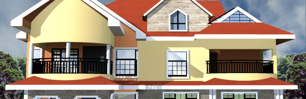 5 Bedroom Design 1052 A