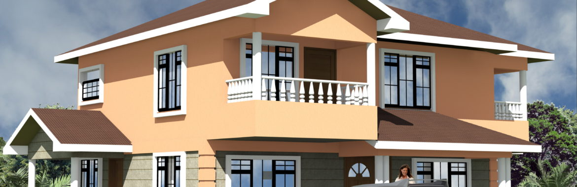 4 Bedroom Design 1053 A