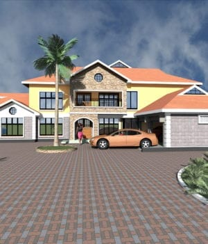 maisonette house plans designs