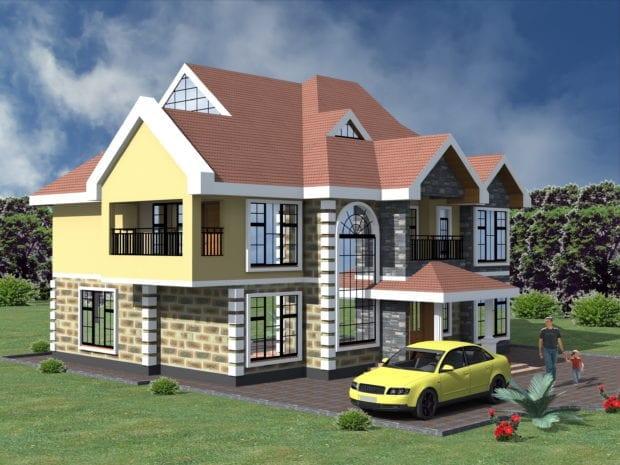 Maisonette House Designs Pictures