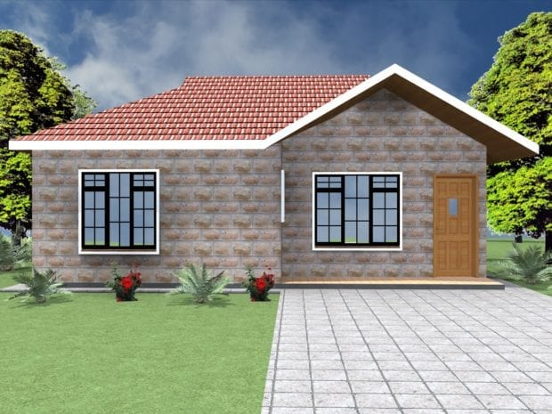house design with floor plan