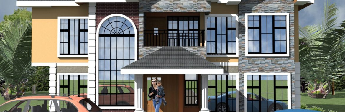 4 Bedroom Design 1069 A