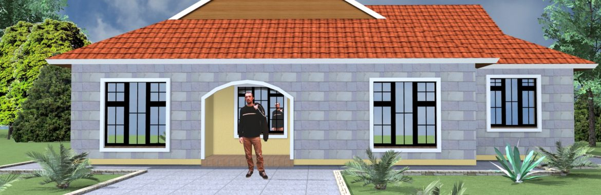 3 Bedroom Design 1070B