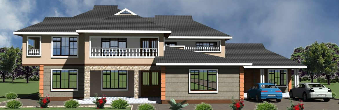 7 Bedroom Design 1076 A