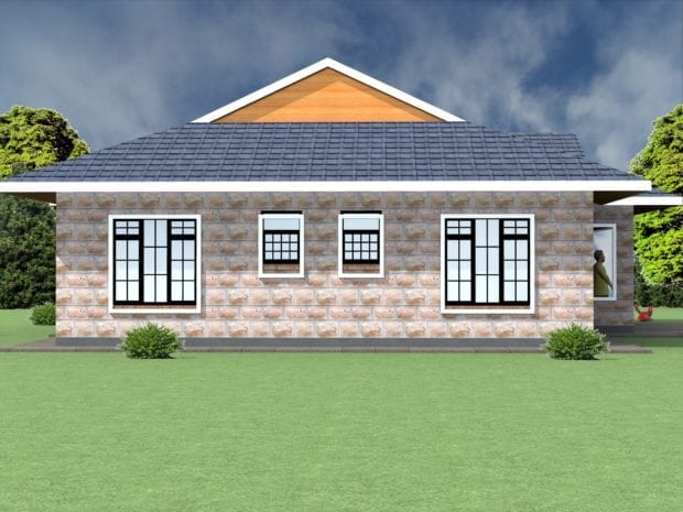 Two bedroom house designs