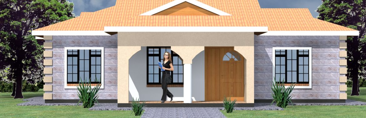 4 Bedroom Design 1080 B