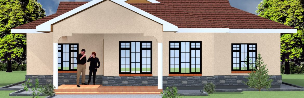 3 Bedroom Design 1088B