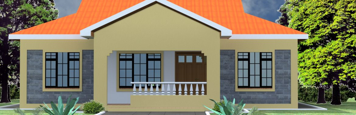 3 Bedroom Design 1099B