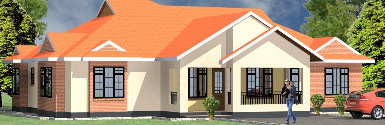 4 Bedroom Design 1122 B