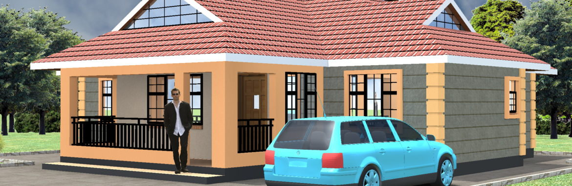 3 Bedroom Design 1127B