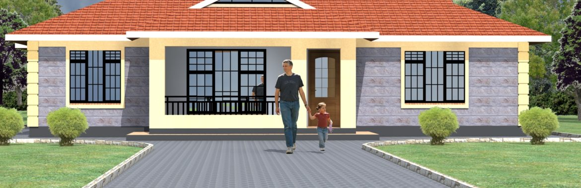 3 Bedroom Design 1141B