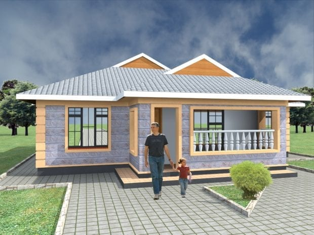 Modern house designs and floor plans