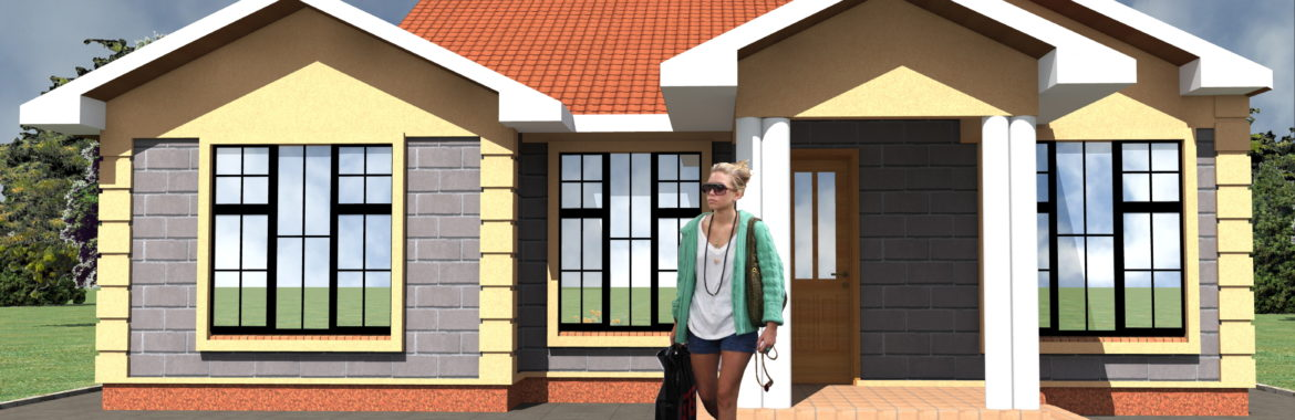 3 Bedroom Design1162B