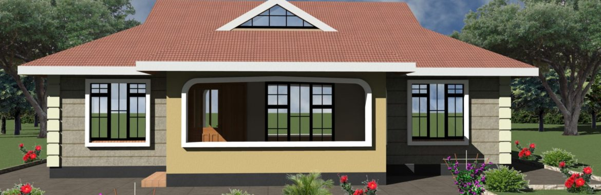 2 Bedroom Design 1208B