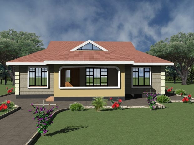 bungalow designs in kenya