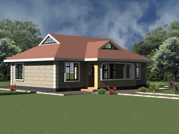 beautiful bungalow designs in kenya