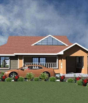 Easy 3 Bedroom House Plans
