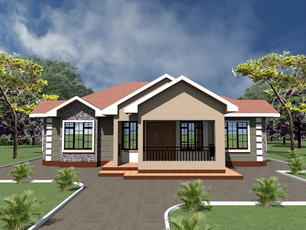 simple 3 bedroom house plans and designs |HPD Consult on Simple Best Bedroom Design  id=62924