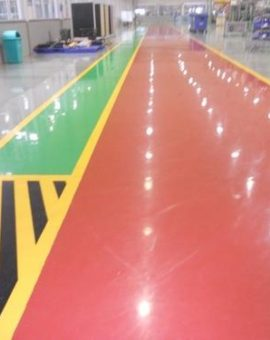 7 Benefits of Having Warehouse Epoxy Flooring
