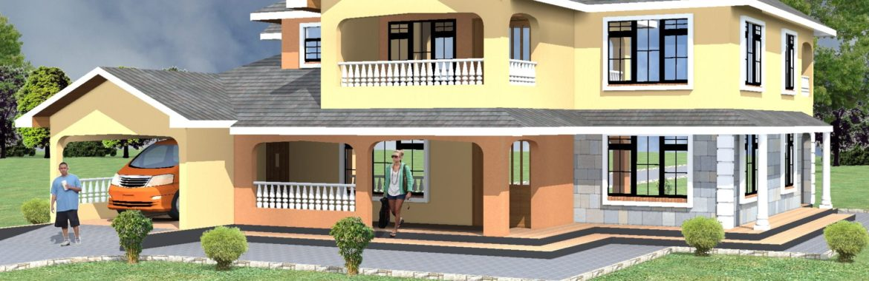4 Bedroom Design 1040 A