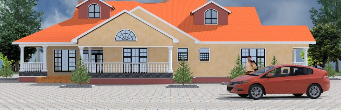 5 Bedroom design 1066B