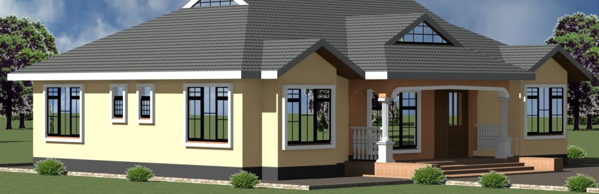 3 Bedroom Design 1190 B