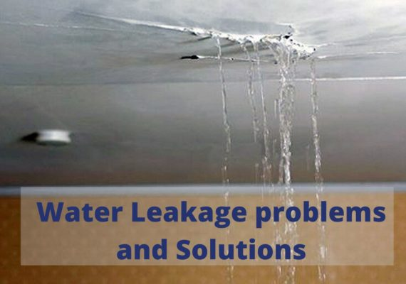 Water Leakage Problem in Buildings: Major Causes & Solutions of Water Leakage