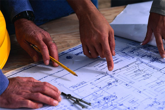 Foundation Drawing : How to Read Foundation drawing Footing Drawings