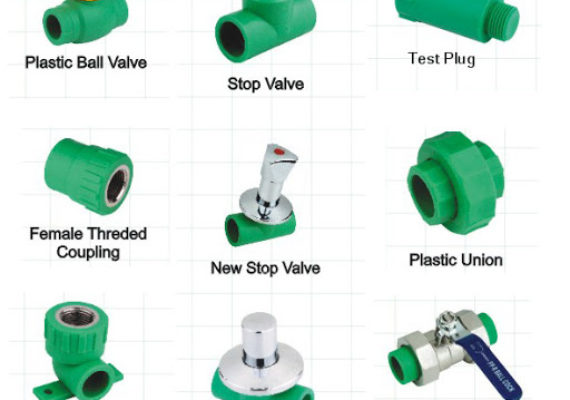 Plumbing Fittings: 14 Types Of Plumbing Fittings Explained With Pictures