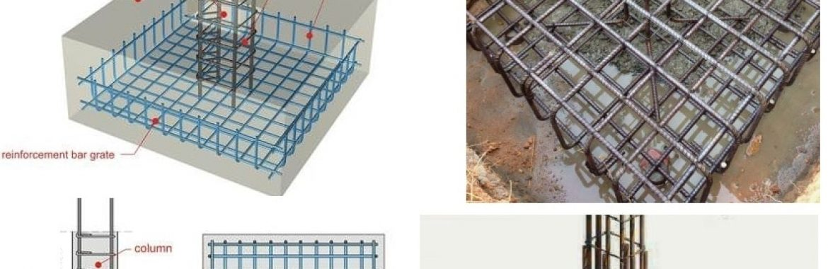 Reinforcement Work: Rebars, Concrete Cover, Stirrups, Dowel Bars,Distribution Bar